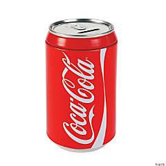 Metal Large Coca-Cola® Can Bank