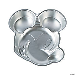 Metal Mickey Mouse Clubhouse Cake Pan