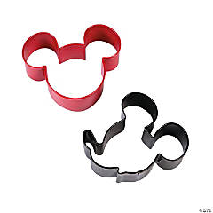 Metal Mickey Mouse Clubhouse Cookie Cutter Set