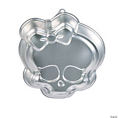 Metal Monster High Cake Pan