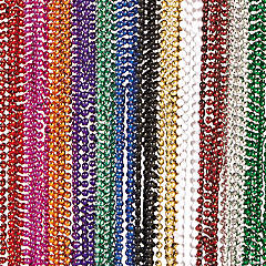 Metallic Bead Necklace Assortment