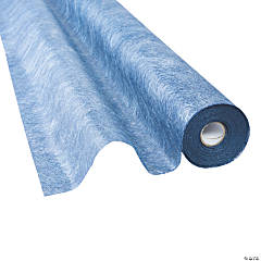 Metallic Blue Gossamer Roll
