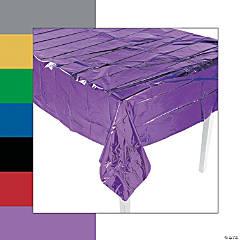 Metallic Foil Tablecloths