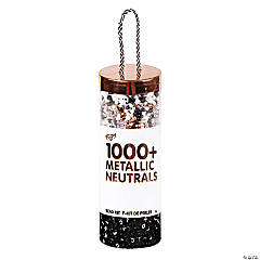 Metallic Neutral Beads