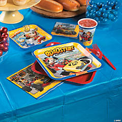Mickey The Roadster Racers Party Supplies