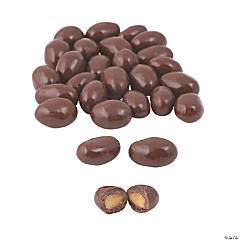 Milk Chocolate-Covered Almonds - 1 lb.
