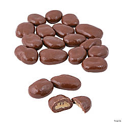 Milk Chocolate-Covered Pecans - 1 lb.