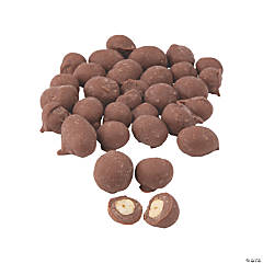 Milk Chocolate Double-Dipped Peanuts - 1 lb.