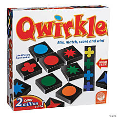 MindWare® Qwirkle Tile Game