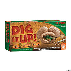 Mindware® Dig It Up! Dinosaur Eggs