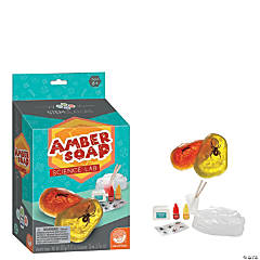 MindWare® STEMULATORS: Amber Soap Lab