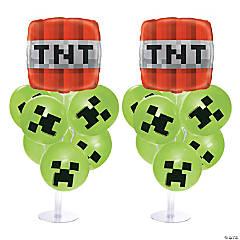 Minecraft® Balloon Centerpieces