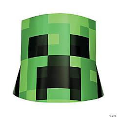 Minecraft® Creeper Party Hats
