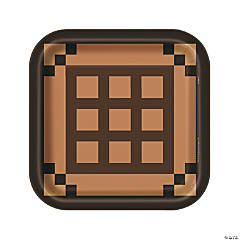 Minecraft® Dinner Plates
