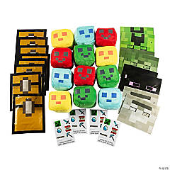 Minecraft® Goody Bag Kit for 8