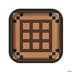 Minecraft® Paper Dinner Plates - 8 Ct.
