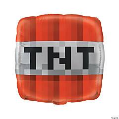 Minecraft® TNT Mylar Balloon
