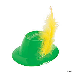 Mini Alpine Tabletop Hats