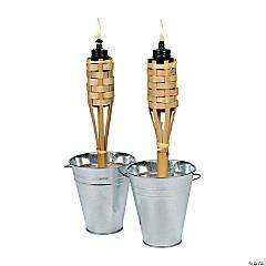 Mini Bamboo Torches