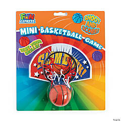 Mini Basketball Games