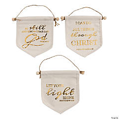 Mini Bible Verse Banners