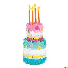 Mini Birthday Cake Piñatas