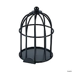 Mini Black Birdcages