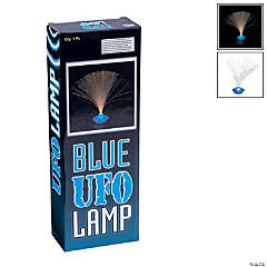 Mini Blue UFO Lamp