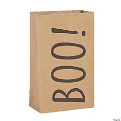 Mini Boo! Kraft Bags