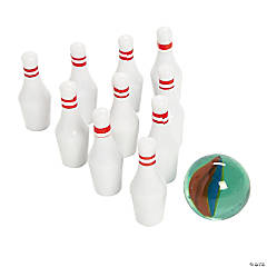 Mini Bowling Sets