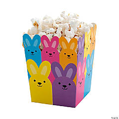 Mini Bright Easter Popcorn Boxes