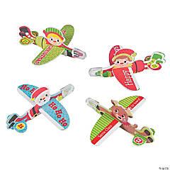 Mini Christmas Character Gliders