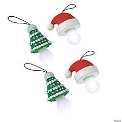 Mini Christmas Pull Flashlights