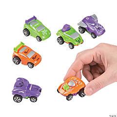 Mini Colorful Pull-Back Cars