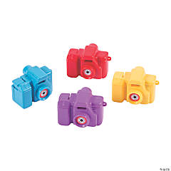 Mini Cute Monster Cameras