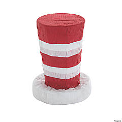 Mini Dr. Seuss™ The Cat in the Hat™ Piñata Decorations