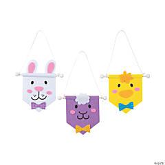Mini Easter Banner Craft Kit