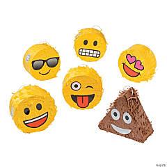 Mini Emoji Piñatas