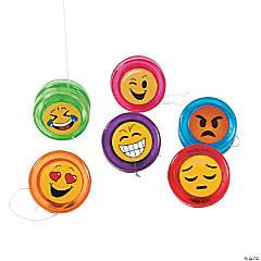 Mini Emoji YoYos