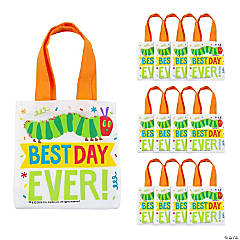 Mini Eric Carle's The Very Hungry Caterpillar™ Tote Bags