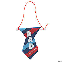 Mini Father's Day Banner Craft Kit