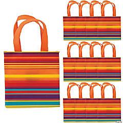 Mini Fiesta Tote Bags
