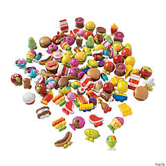 Mini Food Character Assortment