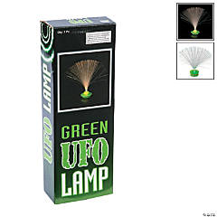 Mini Green UFO Lamp