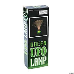 Mini Green UFO Lamp