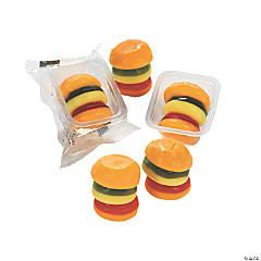 Mini Gummy Burgers