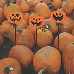 Mini Halloween Yard Stakes Halloween Decorations