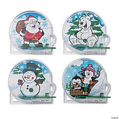 Mini Holiday Pinball Games