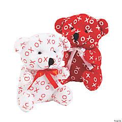 Mini Hugs & Kisses Stuffed Bears