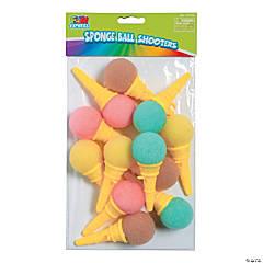 Mini Ice Cream Cone Shooters